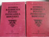 Constantin kiritescu istoria razboiului pentru intregirea