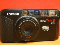 Canon Prima Twin S cameră foto Point & Shoot cu autofocus di