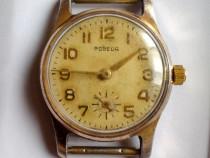 Ceas rusesc Pobeda cal. 2602, anii '60, funcţional / 2