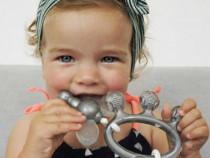 Inele dentitie bebelusi Jucarii gingivale bebe