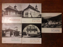 Agapia, Moldovita, Putna, Sucevita, Golia / C6P