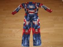 Costum carnaval serbare iron man pentru copii de 9-10 ani