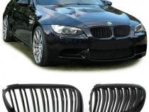 Grile negre mat Bmw E92 /E93 Facelift (2010-13)