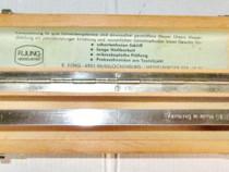 5004-Cutit Microtomie otel. Carl Zeiss Zurich AG Original JU