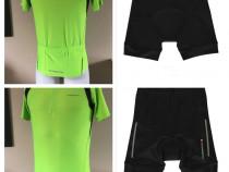 Pantaloni scurt si tricou ciclism Muddyfox