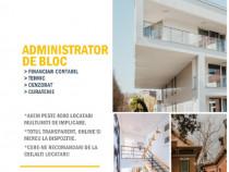 Administrator Bloc | Administrare Imobile Complet