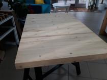 Blat ( panou, placa) lemn masiv pin perfect finisat