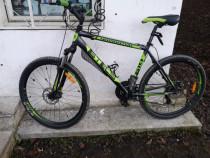 Bicicleta Mtb 21 viteze frane disc Germania cadru aluminiu