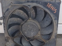 Ventilator radiator apa suzuki ignis motor 1.5 benzina