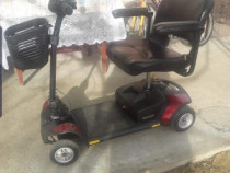 Scuter electric pentru deplasare persoane cu dizabilitati