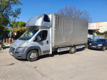 Transport marfa - prelata 10 europaleti