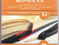 Limba si literatura romana,manual clasa XI