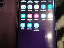 Samsung Galaxy S9 original duos gold roz - mov
