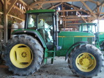 Tractor 6900, an 1997, tractiune 4x4, AC-130 CP, import 2020