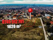 Teren intravilan pe str. Visinilor, Oradea Oradea 1629mp