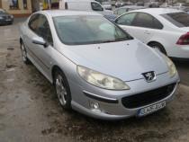 Peugeot 407 Diesel an 2005 - Romania - Full Option !