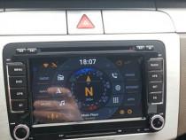 Navigatie android cc passat golf 5,6 polo noua sigilata