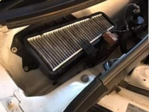 Filtru polen secundar Audi A4 8K A5 8T Q5 Original sigilat