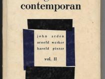 Teatru englez contemporan (Vol II)
