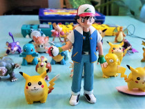 24 de figurine Pokemon vintage de la Tomy din anul 1998