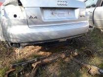 Bara spoiler spate Audi A4 B6 berlina