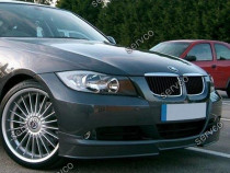 Prelungire splitter bara fata BMW Seria 3 E90 E91 04-08 v4