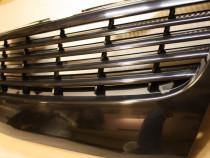 Grila sport fara emblema VW Passat B6 3C negru cu locas PDC