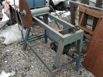 Masina taiat lemne dupa tractor