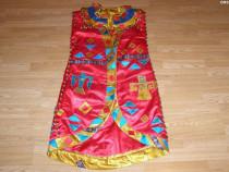Costum de carnaval serbare cleopatra pentru adulti S-M
