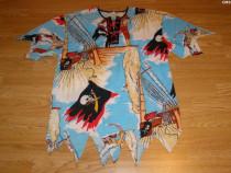 Costum de carnaval serbare pirat pentru copii de 13-14 ani