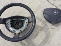 Volan piele cu airbag Mercedes W168 A-Class