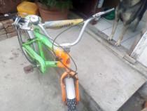 Bicicletă Luky14