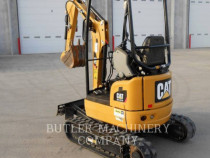 Miniexcavator caterpilar 301.7 an 2016
