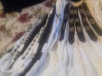 Costum popular traditional dama Sibiu