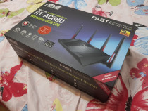 Router asus gigabit RT AC-88 gaming
