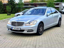 Mercedes-Benz S350i 2011 Facelift 4 Matic Long Distronic