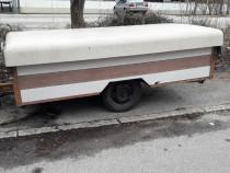 Remorcă caravana