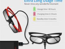 Ochelarii 3D DLP Link pentru Videoproiectare 3D