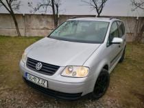 Volkswagen Touran 1.9 TDI 101 cp 6+1 trepte