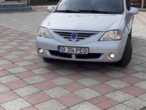 Dacia logan cu GPL euro 4