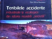 Teribile accidente industriale și ecologice