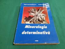 Mineralogie determinativă / emil constantinescu, lucian mate