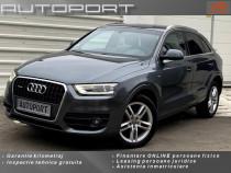 Audi Q3 2.0 tdi 177CP S line S tronic quattro bixenon full