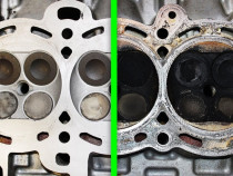 Solutie curatat motoare ultra activa concentrata 22kg. 1L+8L