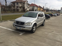 Mercedes ML 270 Facelift 2,7 cdi Manual