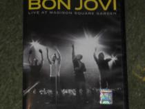 DVD Bon Jovi-Live At Madison Square Garden