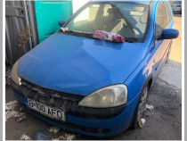 1 Ford Fusion, 1 Opel Corsa Diesel
