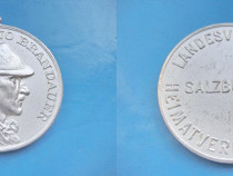 4848-Medalia vanator personalitate Brandauer Kuno Landesverb