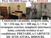 Casa Boiereasca, POZITIE EXCELENTA, ID:3658
