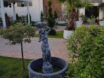 Fantana arteziana din beton F2 / ornament gradina / fantani